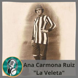 """Rafael Casado con Ana Carmona """"La Veleta"""""""