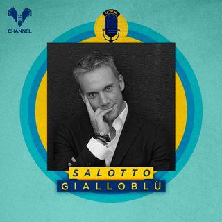 Salotto Gialloblù | Enrico Vanzo (Manila Grace) | 28 aprile 2021