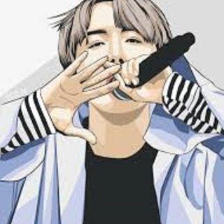 J-Hope (BTS) Chicken Noodle Soup🍜 ft BeckyG_Reacción