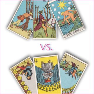 """Tarot reversals made easy (third in a series of 3) New fun tarot game: """"The Worst Day Ever!!"""""""