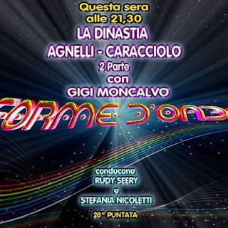 Forme d'Onda - Gigi Moncalvo - La dinastia Agnelli-Caracciolo, 2^ parte - 02-05-2019