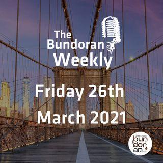 130 - The Bundoran Weekly - Friday 26th March 2021