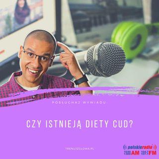 Niedzielne Dietetyczne Pogaduchy #12 - Wywiad w Polskim Radio w Chicago z dnia 13.06.2020