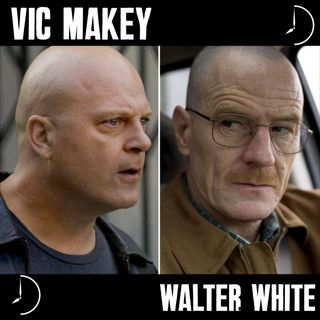L'istinto del dominio: Walter White VS Vic Makey (Breaking Bad e The Shield)
