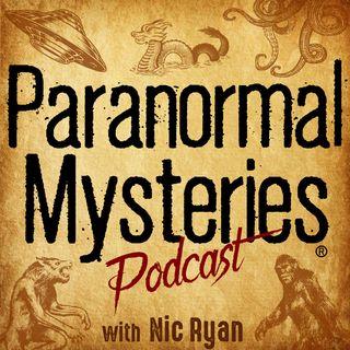 #187 | Sleep Paralysis, Creepy Humanoids & A Shadow Demon