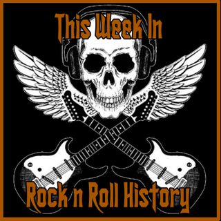 Rock History | November 9th Thru 15th