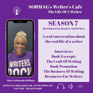 SORMAG's Writers Cafe Season 7 Episode 8 – Roe Braddy, Natasha Frazier