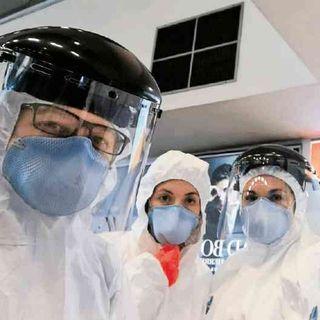 Así siguió Colombia la pista del coronavirus desde diciembre
