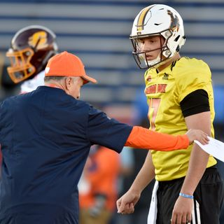 Takeaways From Day Two Of The Senior Bowl | Practice Begins