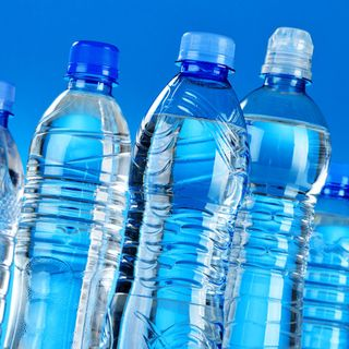 Obsession ~ My daughter constantly carries ten bottles of water but never drinks any.