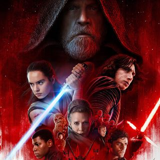 #159: Star Wars - The Last Jedi (Spoilers)