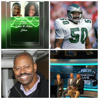 The Kevin & Nikee Show - Garry G. Cobb - Former Philadelphia Eagles and Dallas Cowboys