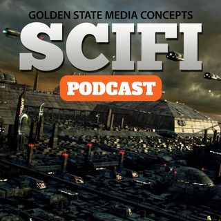GSMC SciFi Podcast Episode 116: Adaptations, Announcements and Alliteration