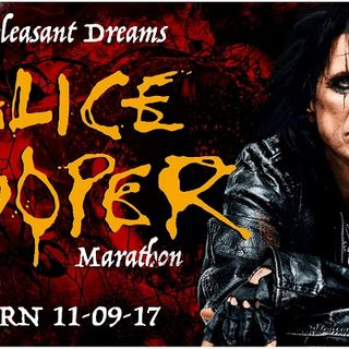 Alice Cooper Night !!!   11-9-17