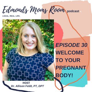 Welcome To Your Pregnant Body Online Workshop Audio