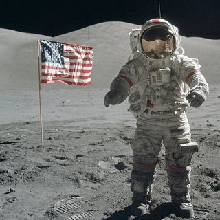 Humans back on the moon by 2024