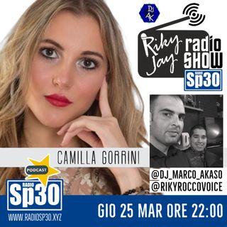 RikyJay Radio Show - ST.2 N.66 - Intervista a Camilla Gorrini