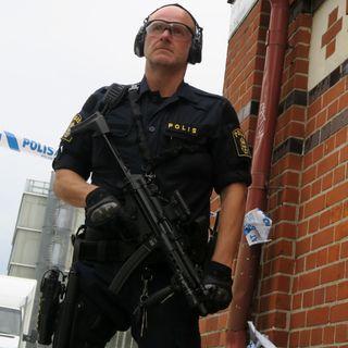 Fotografen Mardell om bombhotet och utrymningen av Malmö Centralstation
