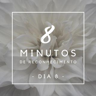 8 Minutos de Reconhecimento - Dia 8