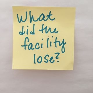 Which of Your Caree's Items Has a Facility Lost?