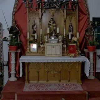 Misa tradicional Sáb 2 Oct 2021. Iberia Traditionalis, España