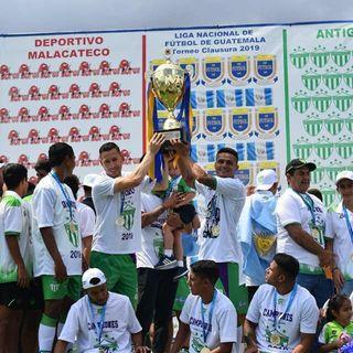 Antigua Campeón Nacional