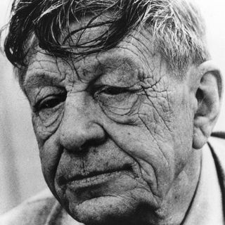 W. H. Auden, da L'età dell'ansia - incipit