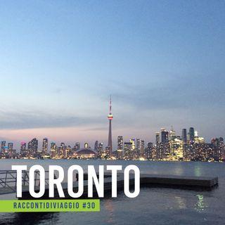 #30_st2 Toronto e il Canada Orientale con Giorgio Nardini