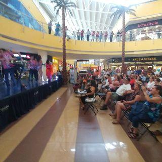 Jhoanna's Band Y OEPV 4oANIVERSARIO RADIO SWITCH/ Sabor En Galerias Vallarta