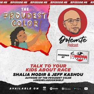 Talk To Your Kids About Race with Sheila Modir and Jeff Kashou