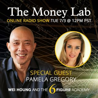"Episode #70 - The ""Just Make Enough For What You Need"" Money Story with guest Pamela Gregory"