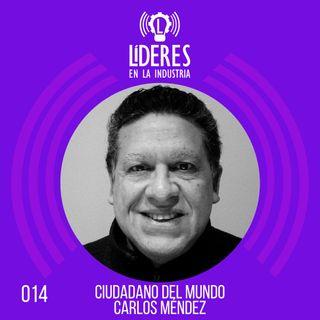 014 Carlos Mendez - Ciudadano del mundo