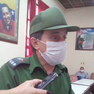 Someten al Hospital Faustino Pérez a arduas labores de desinfección