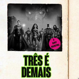Liga da Justiça de Zack Snyder (com Helio Lima)