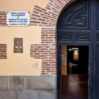 El Getafe del siglo XVI_El Hospital de Mendoza_Capitulo 1