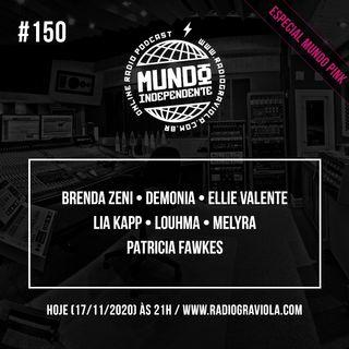 EP. #150, por Val Becker & Coletivo Rock Brasil Feminino