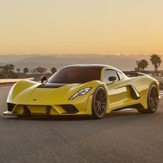 What does 1,817 horsepower sound like? Listen up.... the Hennessey Venom F5