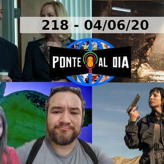 Train to busan 2 | Ponte al día 218 (04/06/20)