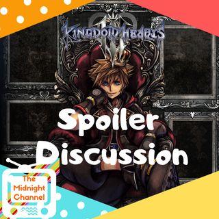 Kingdom Hearts 3 Spoiler Discussion