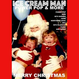 Ice Cream Man Power Pop And More  - The Christmas Show 2019