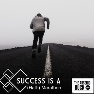 Success Is A (Half-) Marathon