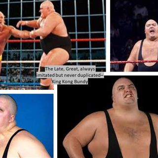The MAN:  King Kong Bundy & a Tribute to Animal
