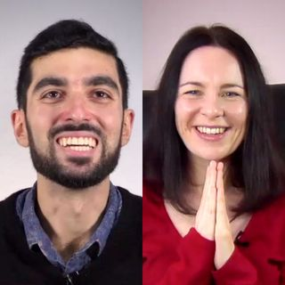 """Quantum Love"" Online Retreat: Opening Session with Emily Alexander and Andy Pejman"