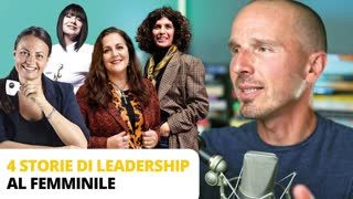 4 storie di leadership al femminile