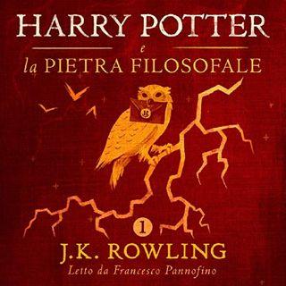 Harry Potter e la Pietra Filosofale- Introduzione
