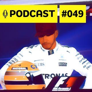 #049 – A liderança de Hamilton pode transformá-lo em uma influência maior que Senna fora da F1?
