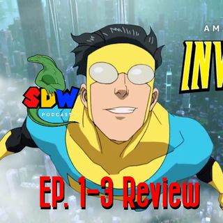 Invincible - Ep. 1-3 Review