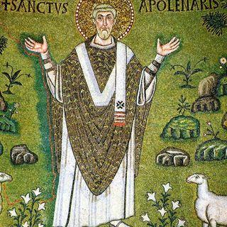 San Apolinar, obispo de Ravena y mártir