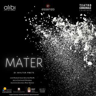 MATER di Walter Prete   radiodramma mp3