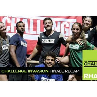 MTV Reality RHAPup | The Challenge Invasion Finale RHAPup